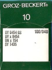 Groz Beckert UY8454GAS-SES Curved Sewing Machine Needle