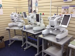 Pre-Owned Embroidery Machines