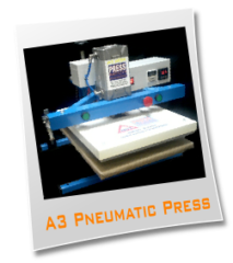 Pressmech A3+ Press with Pneumatic Operation
