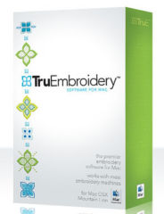 TruEmbroidery Software for Mac